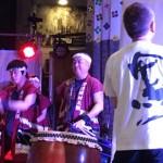 加茂綱村太鼓 Collaboration with kamo tsunamura  drums